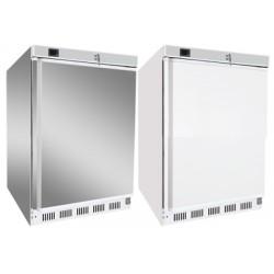 HR 200/G Szafa chłodnicza - 130 l drzwi przeszklone