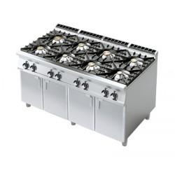 PC - 916 G Kuchnia gazowa zszafką