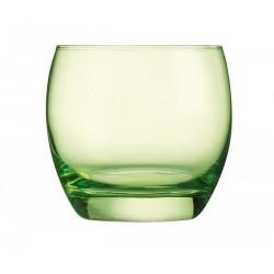Szklanka niska Salto Green 320 ml zestaw 6 szt