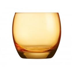 Szklanka niska Salto Orange 320 ml zestaw 6 szt