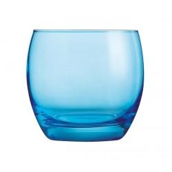 Szklanka niska Salto Blue 320 ml zestaw 6 szt