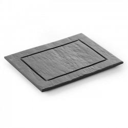 Płyta łupkowa - talerz 250x150