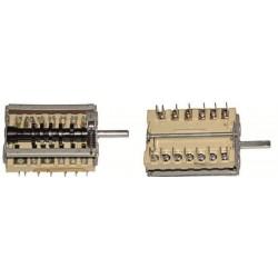 Przełącznik funkcji pieca 43 MX