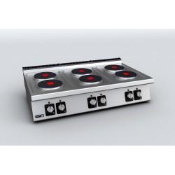 Kuchnia elektryczna - C-E760