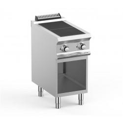 Kuchnia elektryczna- 2 płytowa na podstawie, linia DominaPro 700