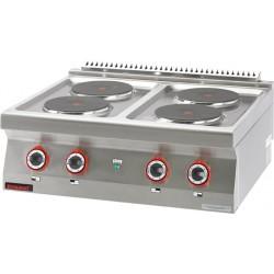 Kuchnia elektryczna 4 pytowa okrga - MAR.700.KE-4* - Kromet