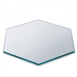 Płyta sześciokątna ze szkła hartowanego 483mm