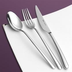 Sztućce Hisar Bahama nóż stołowy
