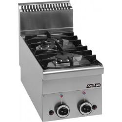 Kuchnia gazowa stołowa MBM600 2-palnikowa   Kuchnia gazowa stołowa MBM600 2-palnikowa