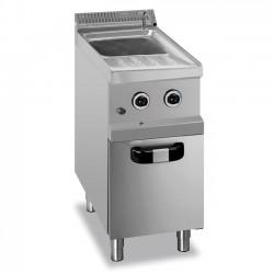 Urządzenie do gotowania makaronu i pierogów z szafką - gazowe, linia 700