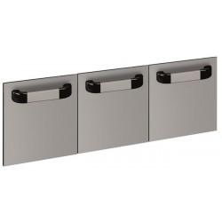Drzwi do szafki otwartej potrójnej do urządzeń MBM