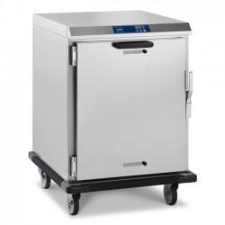 Szafa grzewcza na kółkach, 1-funkcyjna - KMS082E - 8x GN 2/1 lub 16x GN 1/1