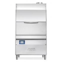 GRANULES 1000 TR PLUS zmywarka do mocno zabrudzonych naczyń kuchennych z odzyskiem ciepła, z koszem śr 850 mm