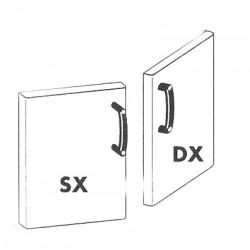 Drzwi 400 prawe - P - 74/94 DX