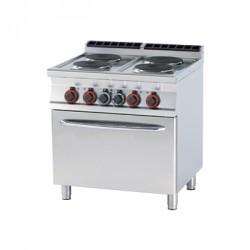 Kuchnia elektryczna zpiekarnikiem - CFV4 - 78 ET
