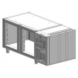 Zestaw 2 szuflad: 1/2 + 1/2 - ZS - 1212
