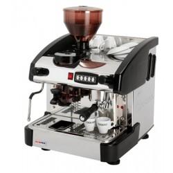 Ekspres do kawy 1-gr. z młynkiem - czarny - EMC 1P/B/M/C