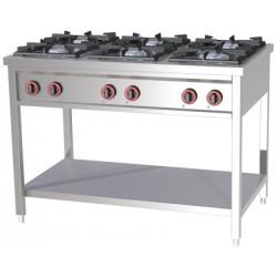 Kuchnia gazowa wolnostojąca - SPB - 70/120 G