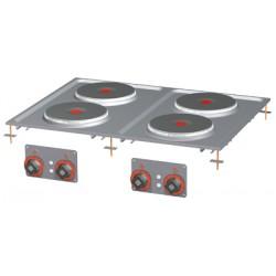 Kuchnia stołowa elektryczna - PCD - 78 ET