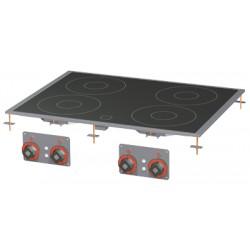 Kuchnia stołowa ceramiczna - PCCD - 78 ET