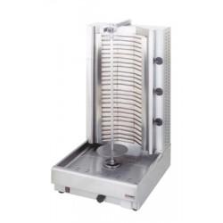 Kebab - grill elektryczny - DE - 3 A