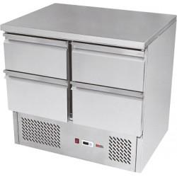 Stół chłodniczy czteroszufladowy - SZ - 902