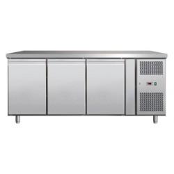 Stół chłodniczy - 3 drzwi - SCHFR - 3