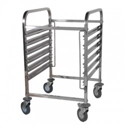 Wózek na pojemniki GN - TRL - 6 GN