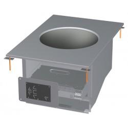 Kuchnia stołowa indukcyjna WOK - PCIWD - 74 ET