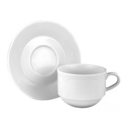 Porcelana Roma spodek do filiżanki 250 ml