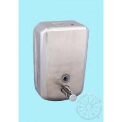 Dozownik do mydła nalewanego 0,8l ze stali