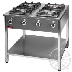 Kuchnia gazowa 4-palnikowa KG-4L