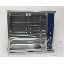 Rożen elektryczny jednorzędowy (3 x 6 kurczaków) - ADA-E 18 R