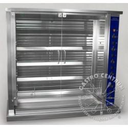 Rożen elektryczny jednorzędowy (6 x 6 kurczaków) - ADA-E 36 R