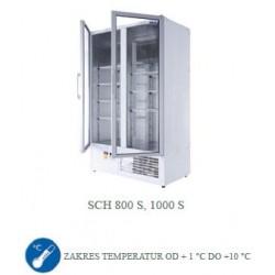 Szafa chłodnicza 1000 l - SCH 1000 S