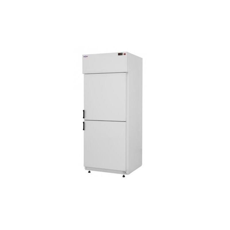 Szafa chłodnicza z agregatem u góry 670 l - SCh - Z 825/AG/2D