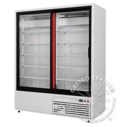Szafa chłodnicza drzwi przeszklone 1242 l - SCh-SR 1600