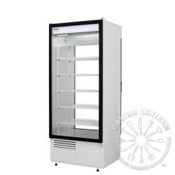Szafa chłodnicza przeszklone drzwi przelotowe 449 l - SCh-2S 625
