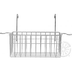 Koszyczek do wózka metalowy
