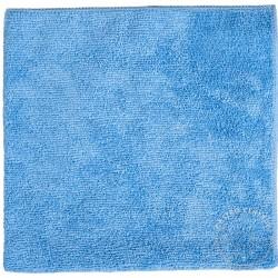 Ściereczka niebieska 40x40cm 220g (op. 5 szt)