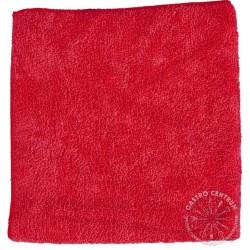 Ściereczka czerwona 40x40cm 220g (op. 5 szt)