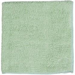 Ściereczka zielona 40x40cm 220g  (op. 5 szt)