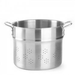 Wkład do gotowania pierogów, kopytek i makaronu - Profi Line, perforowany 21 l śr. 320 x 270 h