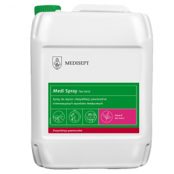 Medi Spray 5l - Tea tonic