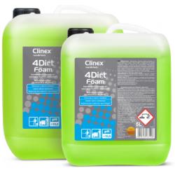 Clinex 4DIRT Foam 10l