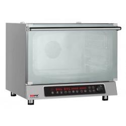 MDR 321 Piec piekarniczy 3-półkowy 230V z płynnym naparowaniem