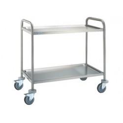 Wózek kelnerski 2 półki CE-952