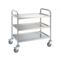 Wózek kelnerski 3 półki CE-953