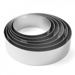 Rant piekarniczo-cukierniczy okrągły śr.140