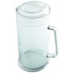 Dzbanek z poliwęgalnu 1900 ml l z pokrywką